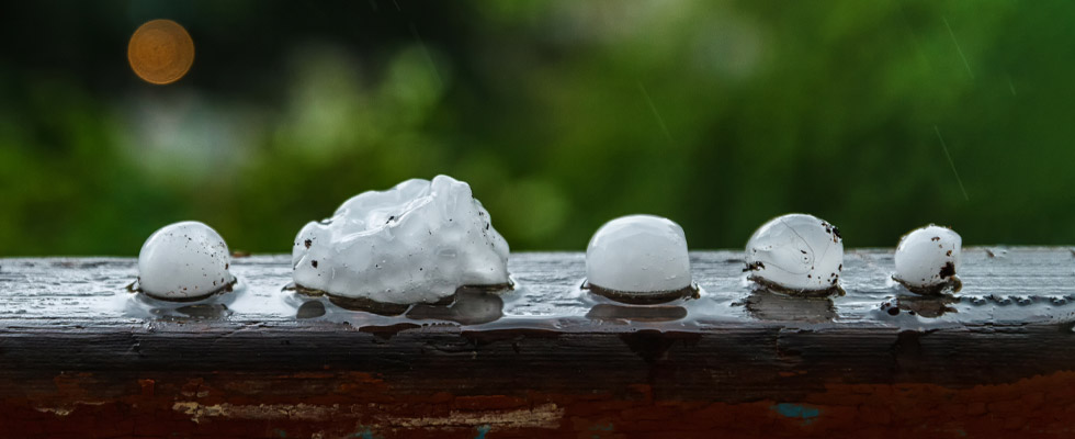 I Think I Have Hail Damage…Now What?